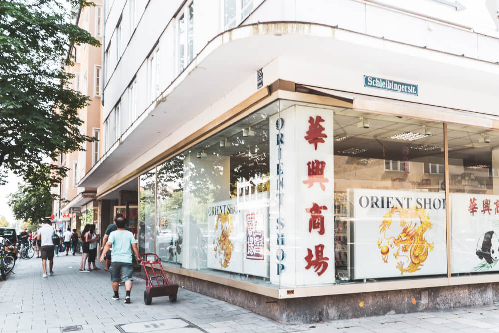 The 5 Best Asian Grocery Stores Food Shops In Munich