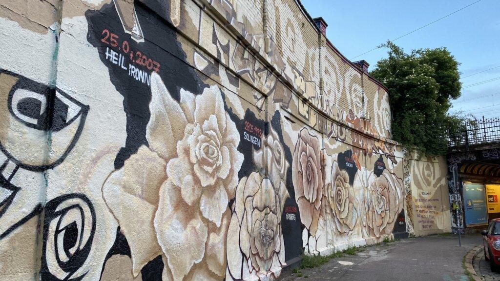 Street Art In Munich 10 Places To Find Beautiful Murals A Map